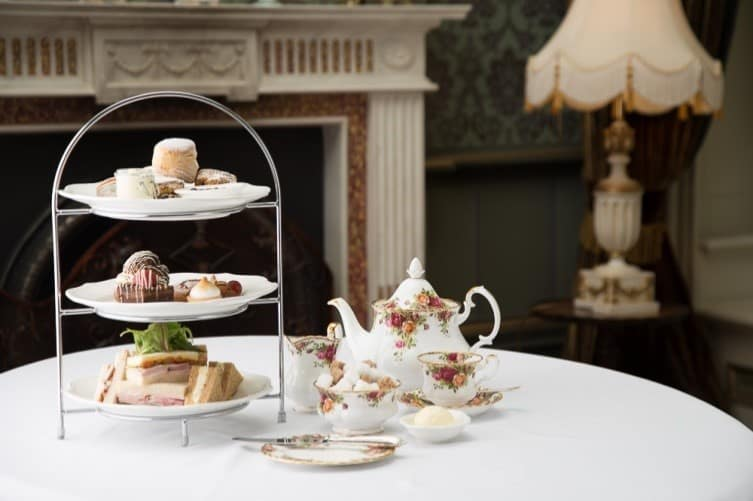 Afternoon tea picture