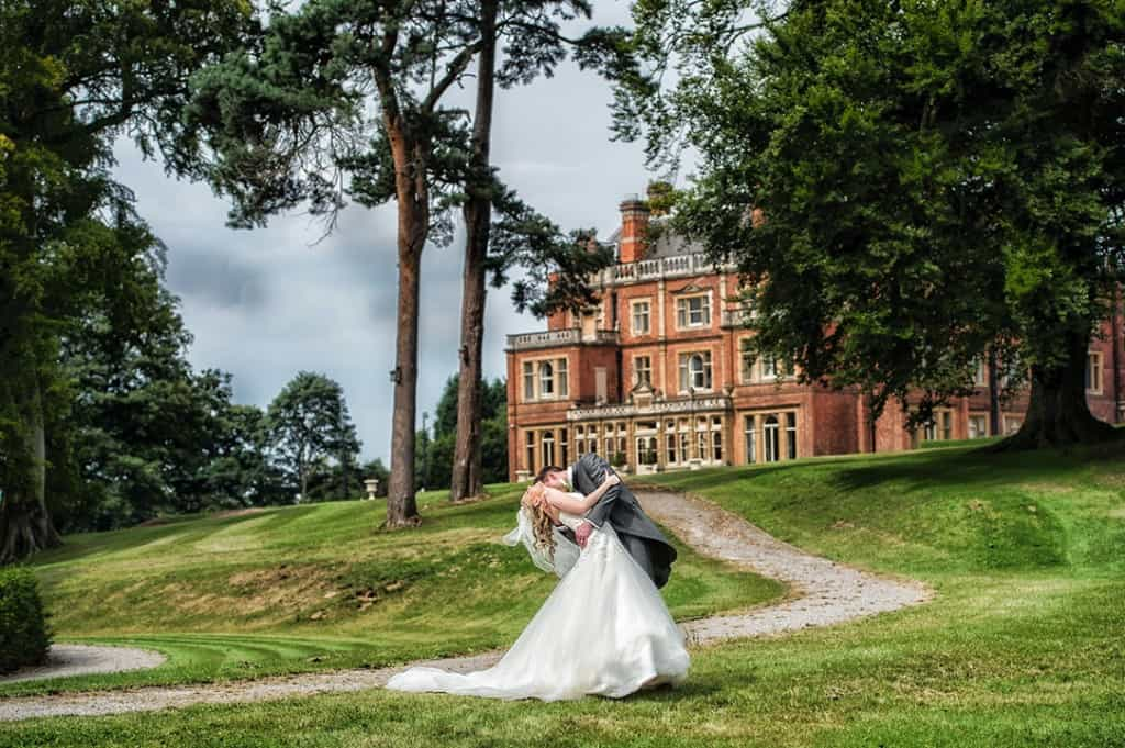 Rossington Hall Weddings